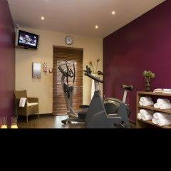 Отель NH Wien City Австрия, Вена - 7 отзывов об отеле, цены и фото номеров - забронировать отель NH Wien City онлайн фитнесс-зал