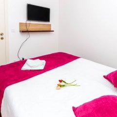 Отель Aqua Breeze Черногория, Будва - отзывы, цены и фото номеров - забронировать отель Aqua Breeze онлайн комната для гостей фото 3