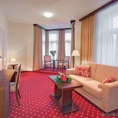 Отель Clarion Grand Zlaty Lev Либерец комната для гостей фото 2