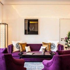 Отель Villa Diyafa Boutique Hôtel & Spa Марокко, Рабат - отзывы, цены и фото номеров - забронировать отель Villa Diyafa Boutique Hôtel & Spa онлайн комната для гостей фото 2
