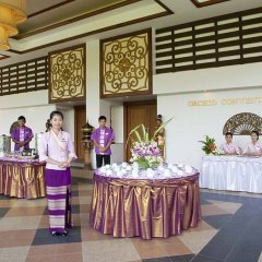 Отель Phuket Orchid Resort and Spa спа