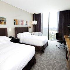 Отель Hilton Mexico City Santa Fe Мексика, Мехико - отзывы, цены и фото номеров - забронировать отель Hilton Mexico City Santa Fe онлайн фото 4