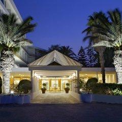 Отель Eden Roc Resort Hotel Греция, Родос - отзывы, цены и фото номеров - забронировать отель Eden Roc Resort Hotel онлайн вид на фасад