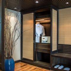 Отель A-One Pattaya Beach Resort сейф в номере
