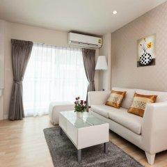 Отель The Cube Residence Government Complex Laksi Бангкок комната для гостей фото 3
