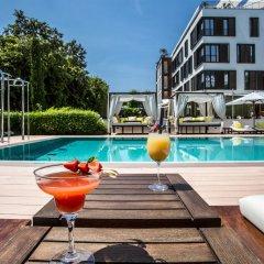 Отель Principe Forte Dei Marmi Форте-дей-Марми бассейн фото 3