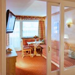 Alpenbad Hotel Hohenhaus балкон