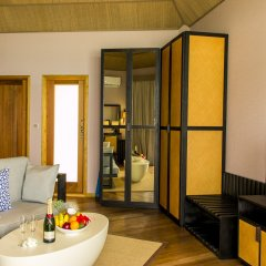 Отель Meeru Island Resort & Spa Мальдивы, Остров Фуранафуши - 10 отзывов об отеле, цены и фото номеров - забронировать отель Meeru Island Resort & Spa онлайн комната для гостей фото 2
