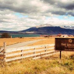 Отель The Singular Patagonia пляж фото 2