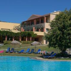 Отель Century Resort Греция, Корфу - отзывы, цены и фото номеров - забронировать отель Century Resort онлайн бассейн фото 2