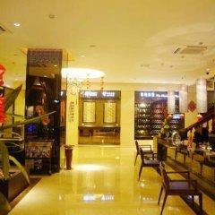 Отель Guanglian Business Hotel Haoxing Branch Китай, Чжуншань - отзывы, цены и фото номеров - забронировать отель Guanglian Business Hotel Haoxing Branch онлайн интерьер отеля