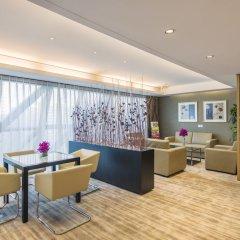 Отель Ascott Raffles City Beijing Китай, Пекин - отзывы, цены и фото номеров - забронировать отель Ascott Raffles City Beijing онлайн интерьер отеля фото 3
