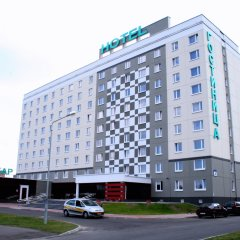 IT Time Hotel парковка