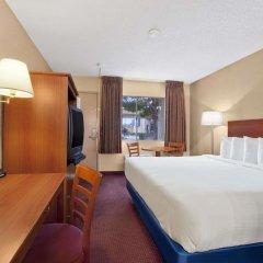 Отель Days Inn Las Vegas at Wild Wild West Gambling Hall удобства в номере