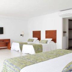 Отель Sol Caribe San Andrés All Inclusive Колумбия, Сан-Андрес - отзывы, цены и фото номеров - забронировать отель Sol Caribe San Andrés All Inclusive онлайн комната для гостей фото 3