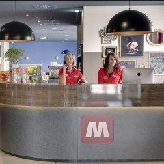 Отель Meininger City Center Зальцбург интерьер отеля фото 3