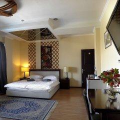 Отель Байхан Бишкек комната для гостей фото 2