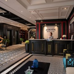 Acoustic Hotel & Spa интерьер отеля фото 2