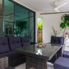 Отель Beachfront Villa Таиланд, пляж Панва - отзывы, цены и фото номеров - забронировать отель Beachfront Villa онлайн интерьер отеля