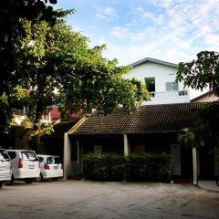 Отель Baan Pron Phateep парковка
