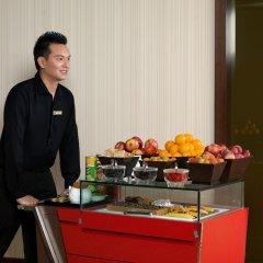 Отель Jumeirah Creekside Дубай в номере