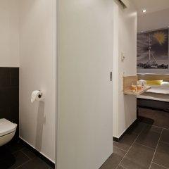 Отель Letomotel Munchen City Nord Мюнхен ванная
