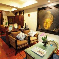 Отель Syama Sukhumvit 20 Бангкок интерьер отеля фото 3