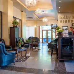 Viand Hotel - Все включено интерьер отеля