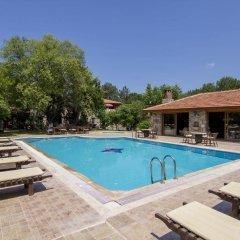 Doga Apartments Турция, Фетхие - отзывы, цены и фото номеров - забронировать отель Doga Apartments онлайн бассейн