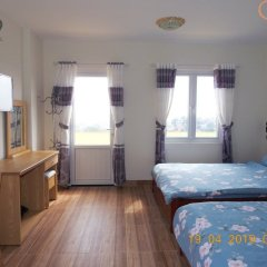 Отель Century Da Lat Далат комната для гостей