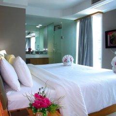 Отель D Day Resotel Pattaya Таиланд, Паттайя - отзывы, цены и фото номеров - забронировать отель D Day Resotel Pattaya онлайн комната для гостей фото 4
