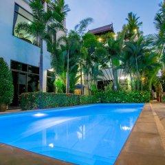 Palm Oasis Boutique Hotel бассейн фото 7