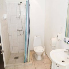 Отель Room Rent Prinsen Дания, Алборг - отзывы, цены и фото номеров - забронировать отель Room Rent Prinsen онлайн ванная