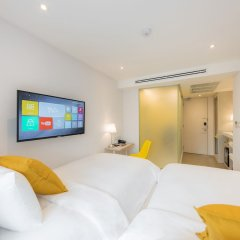 Отель Yello Rooms Victory Monument комната для гостей