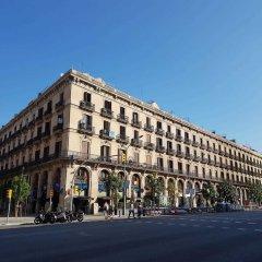 Отель Pension Ciudadela Барселона фото 13