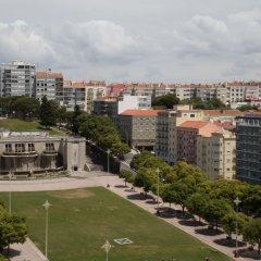 Отель AS Lisboa Португалия, Лиссабон - 6 отзывов об отеле, цены и фото номеров - забронировать отель AS Lisboa онлайн балкон
