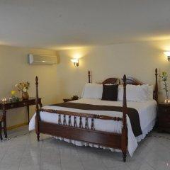 Отель Mision Ciudad Valles Мексика, Сьюдад-Вальес - отзывы, цены и фото номеров - забронировать отель Mision Ciudad Valles онлайн комната для гостей фото 4