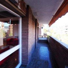 Отель Happy People Maragall Барселона балкон