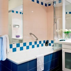 Отель Aparthotel Adagio la Defense le Parc ванная