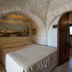 Отель Bed and Breakfast Trulli San Leonardo Альберобелло комната для гостей фото 3
