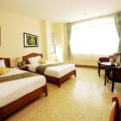 Отель Krabi Phetpailin Hotel Таиланд, Краби - отзывы, цены и фото номеров - забронировать отель Krabi Phetpailin Hotel онлайн комната для гостей фото 2