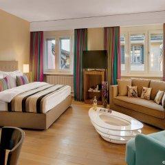 Boutique Hotel Wellenberg Цюрих комната для гостей фото 5