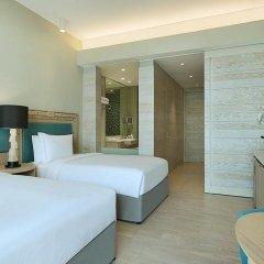 Отель Hilton Dead Sea Resort & Spa Иордания, Сваймех - 1 отзыв об отеле, цены и фото номеров - забронировать отель Hilton Dead Sea Resort & Spa онлайн комната для гостей фото 5