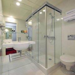 Отель Design Metropol Прага ванная
