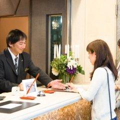 Отель Areaone Hakata Хаката питание