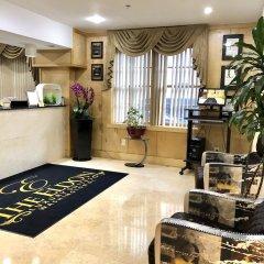 Отель Eldon Luxury Suites Вашингтон интерьер отеля фото 2