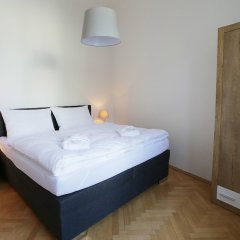 Апартаменты Greg Apartments Kampa Prague Прага комната для гостей фото 4