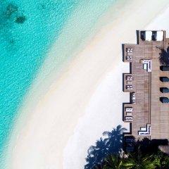 Отель Sheraton Maldives Full Moon Resort & Spa Мальдивы, Остров Фуранафуши - отзывы, цены и фото номеров - забронировать отель Sheraton Maldives Full Moon Resort & Spa онлайн бассейн фото 2