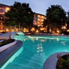Отель Ljuljak Hotel Болгария, Золотые пески - 1 отзыв об отеле, цены и фото номеров - забронировать отель Ljuljak Hotel онлайн бассейн фото 2