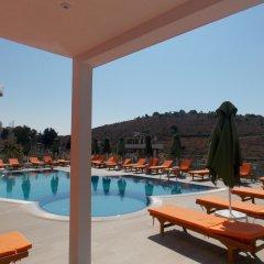 Hotel Mucobega 2 Саранда бассейн фото 3